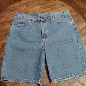 Levi shorts. Vintage